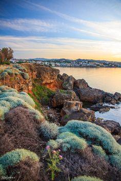 Agia Marina, Crete, Greece