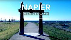 Napier New Zealand, Wildlife, Coast, Park, Parks