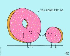 ... Donut Puns, Cute Puns, Donuts Typography, Baking Puns, Graphics Design