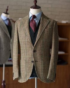 Mens Fashion Winter – The World of Mens Fashion Best Mens Fashion, Suit Fashion, Style Gentleman, Blazers, Jacket Pattern, Well Dressed Men, Costume, Business Outfits, British Style