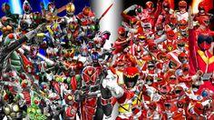 Kamen Rider and Super Sentai