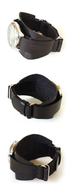 AtelierPall Watch Cuff patented design