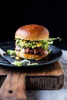 Made these Southwest BBQ pork sliders for dinner, and will certainly make them…