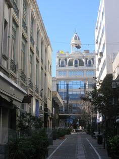 Peatonal Ciudad Vieja, Montevideo - Uruguay