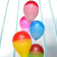 Caoutchouc-Balloons