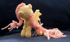 Amigurumi My Little Pony (Fluttershy) - FREE Crochet Pattern and Tutorial by Terriko