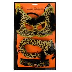 Leopard Costume Kit - 347462 Famous Brands, Leopard Costume, Halloween Accessories, Shoe Brands, Kit, Costumes, Women, Dress Up Outfits, Costume