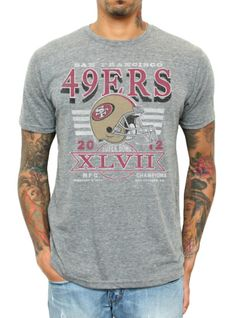 2d1f52076 NFL NFC Champs San Francisco 49ers T-Shirt. Donnie Greenwood · Niner  Brothers