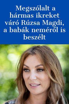 """""""Nem akarom eljátszani a nagy hőst."""" #rúzsa #magdi"""