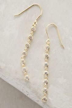 Elizabeth and James Jean Earrings Gold All Earrings #anthrofave