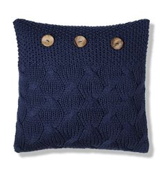 More cushions...