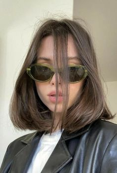 Cut My Hair, New Hair, Hair Cuts, Shot Hair Styles, Long Hair Styles, Hair Inspo, Hair Inspiration, Aesthetic Hair, Aesthetic Beauty