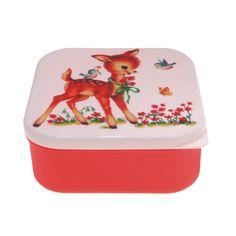 Lunch box bambi Rjbstone Mylittlebazar  http://www.mylittlebazar.com/fiche-Lunch+box+bambi+rouge-1844.html