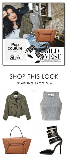 """""""New /Shein"""" by nastya-d ❤ liked on Polyvore featuring Acne Studios, Karl Lagerfeld, women's clothing, women's fashion, women, female, woman, misses and juniors"""