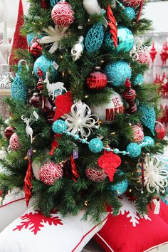 Christmas Decor …