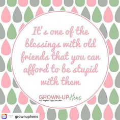 Tag your oldest friends!