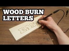Walnut Hollow® | Wood Burning for Beginners using the…