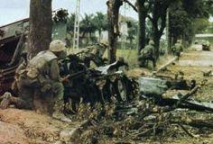 Battle of Hue - U.S. assault