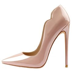 Amazon.com | Comfity Women's Relia Patent Stiletto High Heels Pointed Toe Spring Summer Autumn Party Pumps | Pumps