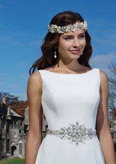 suknia ślubna Justin Alexander 8733 r36 174 Komis