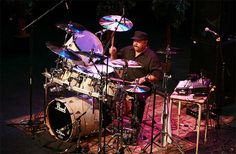 Dennis Chambers. Drums. John Scofield, George Duke, Brecker Brothers, Santana, Parliament/Funkadelic, John McLaughlin, Niacin, Mike Stern, CAB, Greg Howe.