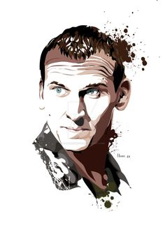 The Ninth Doctor Who by hansbrown-77 on DeviantArt