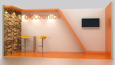 POD Exhibition - x stand with Tension Fabric graphic panels & traditional build feature, range furniture and media TV. Exhibition Stand Design, Exhibition Booth, Exibition Design, Trade Show Design, Booth Design, Visual Merchandising, Traditional, Gallery, Modern