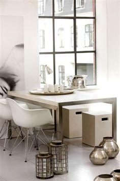 Work area or breakfast table