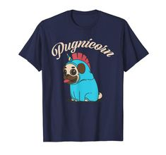 Pugnicorn Tees at the moment are obtainable! Expand for hyperlink! Pug Pictures, Making Shirts, Pug Love, Pugs, Graphic Tees, Amazon Today, Puppies, Link, Unicorn
