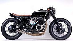 "Cafe Racer Nation on Instagram: ""Honda CB750 By @motohangar // caferacernation.co // #caferacer"""