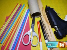 Here is a fun DIY project to make a nice pencil holder from drinking straws and a toilet paper roll. The pencil holder looks so unique and beautiful, especially with its bright colors. It's super easy to do. Basically just cut the drinking straws to appropriate length to form squares, …