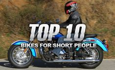 Ten Bikes For Short People: Like 9, 7, and 1
