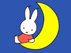 Nijntje en de maan (Miffy) www.cooleouders.wordpress.com