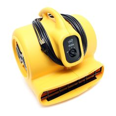 CleanFreak Lightweight Air Mover Fan 2800 CFM - When you need a lot of air moving capacity, this CleanFreak air mover is exactly what you're looking for.