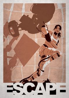 Cool Art: Video Game Posters by Alex Ramallo