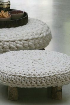 That is wonderful! Knitted