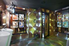 Dejavu musical restaurant by Baraban+, Kiev – Ukraine » Retail Design Blog