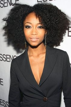 I love her texture ! yaya from antm