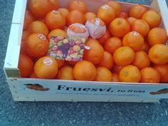 Fruesvi, tu fruta