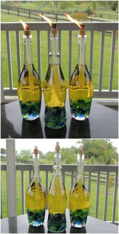 Wine bottle tiki torches easy diy video instructions wine bottle wine bottle tiki torches easy diy video instructions wine bottle tiki torch tiki torches and torches solutioingenieria Images