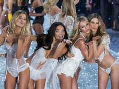 Article: Victoria's Secret feeling pressure to offer larger sizes and show more variety in ads. (About goram time!)