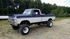 '77 (?) Ford F250 4x4