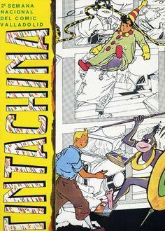 TINTACHINA (RODRIGUEZ Y BERNABON, 1983) V1