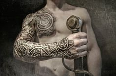 by Peter Blackhand Madsen from Meatshop Tattoo