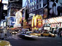 """My best shot"" In Manhattan, NY"