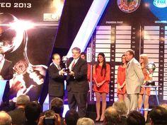 Sorteo fixture de la Copa Sudamericana 2013 Lugar: Sheraton Buenos Aires Fecha: 03 de Julio 2013