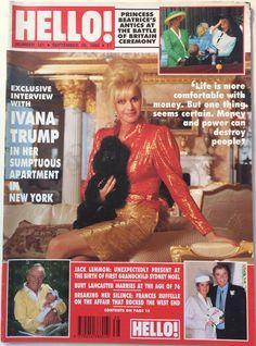 HELLO Magazine 121 1990