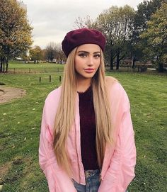 Image discovered by Pretty Little Thing. Find images and videos about style, fashionista and slay on We Heart It - the app to get lost in what you love. Pretty Nose, Rain Jacket, Bomber Jacket, Celebrities Before And After, Soccer Boys, Cute Casual Outfits, Videos, Wigs, Babe