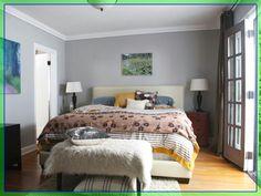 bedroom floor grey  #bedroom #floor #grey Please Click Link To Find More Reference,,, ENJOY!! Grey Bedroom Colors, Light Gray Bedroom, Grey Bedroom Design, Grey Bedroom Furniture, Bedroom Color Schemes, Bedroom Flooring, Bedroom Decor, Bedroom Ideas, Colour Schemes