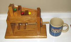 Marble Automaton - The Dale Maley Family Web Site